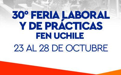 30 Feria Laboral y de Prácticas