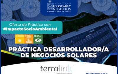 Práctica Desarrollador/a de Negocios Solares