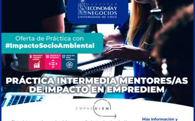 Práctica Intermedia Mentores/as de Impacto en Emprediem